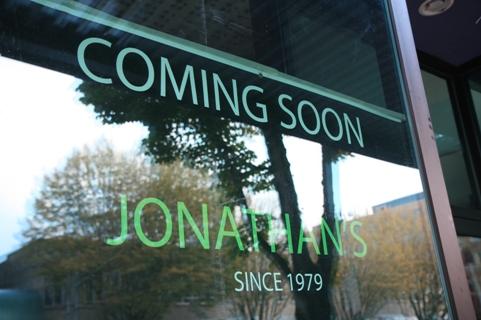 Jonathans name