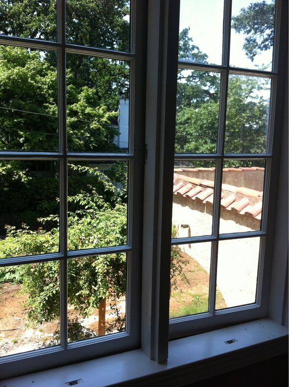 Window Washing...