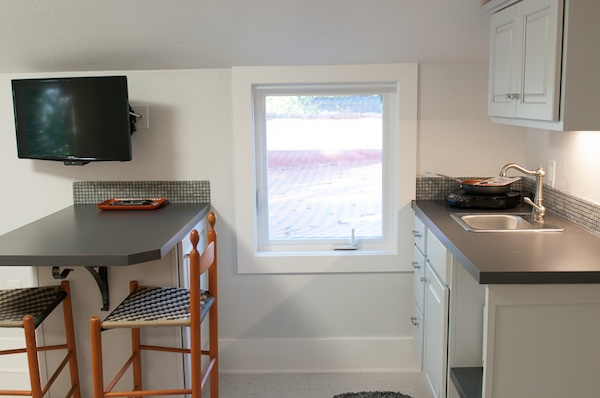 Tiny house_Kitchen